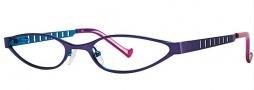 OGI Eyewear 2214 Eyeglasses Eyeglasses - 924 Purple Blue