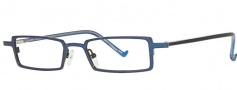 OGI Eyewear 2216 Eyeglasses Eyeglasses - 929 Black Blue