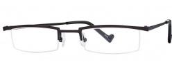 OGI Eyewear 2218 Eyeglasses Eyeglasses - 706 Gray Black