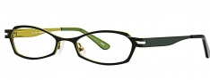 OGI Eyewear 2219 Eyeglasses Eyeglasses - 954 Olive / Avacodo