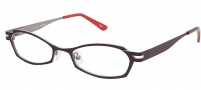 OGI Eyewear 2219 Eyeglasses Eyeglasses - 955 Red / Warm Gray