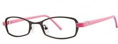 OGI Eyewear 2220 Eyeglasses Eyeglasses - 772 Gunmetal / Rose