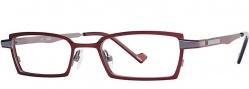 OGI Eyewear 2223 Eyeglasses Eyeglasses - 799 Red Gunmetal