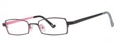 OGI Eyewear 2226 Eyeglasses Eyeglasses - 923  Black / Pink