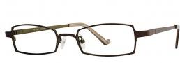 OGI Eyewear 2226 Eyeglasses Eyeglasses - 926 Brown / Olive