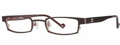 OGI Eyewear 2229 Eyeglasses Eyeglasses - 686 Brown Copper