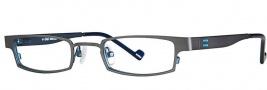 OGI Eyewear 2229 Eyeglasses Eyeglasses - 733 Gunmetal Blue