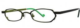 OGI Eyewear 2230 Eyeglasses Eyeglasses - 756 Dark Olive / Kiwi