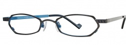 OGI Eyewear 2230 Eyeglasses Eyeglasses - 925 Gunmetal / Blue