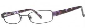 OGI Eyewear 2231 Eyeglasses Eyeglasses - 1239 Black / Purple Chop