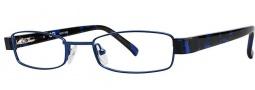 OGI Eyewear 2231 Eyeglasses Eyeglasses - 1238 Blue / Blue Chop