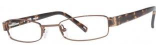 OGI Eyewear 2231 Eyeglasses Eyeglasses - 1244 Brown / Tortoise Chop