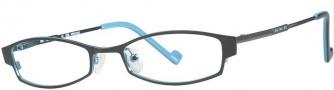 OGI Eyewear 2232 Eyeglasses Eyeglasses - 685 Black / Teal