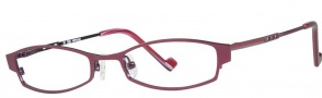 OGI Eyewear 2232 Eyeglasses Eyeglasses - 1249 Burgundy / Pink