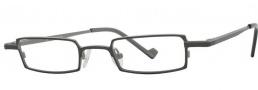 OGI Eyewear 2234 Eyeglasses Eyeglasses - 1261 Dark Gray / Silver