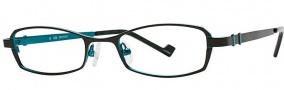 OGI Eyewear 2235 Eyeglasses Eyeglasses - 1264 Dark Olive / Aqua
