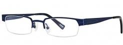 OGI Eyewear 2238 Eyeglasses Eyeglasses - 708 Dark Blue / Blue