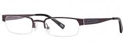 OGI Eyewear 2238 Eyeglasses Eyeglasses - 1301 Dark Gunmetal / Dark Gray