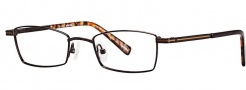OGI Eyewear 2239 Eyeglasses Eyeglasses - 1145 Dark Brown / Light Brown