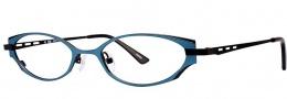 OGI Eyewear 2240 Eyeglasses Eyeglasses - 1397 Aqua / Black
