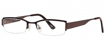 OGI Eyewear 3050 Eyeglasses Eyeglasses - 723 Berry / Matte Silver