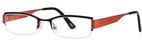 OGI Eyewear 3050 Eyeglasses Eyeglasses - 722 Black / Dark Bronze