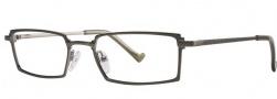 OGI Eyewear 3058 Eyeglasses Eyeglasses - 776 Gunmetal / Silver