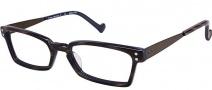 OGI Eyewear 3063 Eyeglasses Eyeglasses - 360 Navy Cadet / Stripe Green