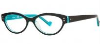 OGI Eyewear 3067 Eyeglasses Eyeglasses - 440 Black / Teal