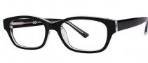 OGI Eyewear 3068 Eyeglasses Eyeglasses - 106 Black Crystal