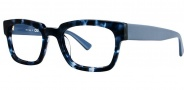 OGI Eyewear 3100 Eyeglasses Eyeglasses - 1330 Blue Demi / Blue
