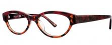 OGI Eyewear 3101 Eyeglasses Eyeglasses - 1380 Red Marble Demi / Red Marble