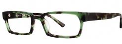 OGI Eyewear 3103 Eyeglasses  Eyeglasses - 452 Green Chop