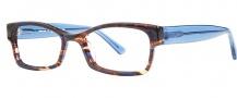 OGI Eyewear 3104 Eyeglasses Eyeglasses - 1382 Blue Camouflage / Blue