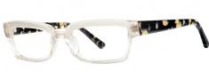 OGI Eyewear 3106 Eyeglasses Eyeglasses - 1412 Tan / Gold Pearl