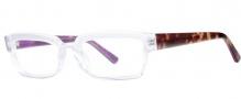 OGI Eyewear 3106 Eyeglasses Eyeglasses - 1411 Violet / Tortoise Purple