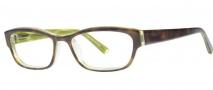 OGI Eyewear 3107 Eyeglasses Eyeglasses - 414 Tortoise / Green
