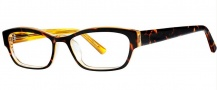 OGI Eyewear 3107 Eyeglasses Eyeglasses - 410 Tortoise / Red