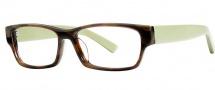 OGI Eyewear 3108 Eyeglasses Eyeglasses - 1407 Green Black / Strato Olive