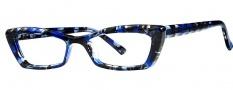 OGI Eyewear 3109 Eyeglasses Eyeglasses - 1415 Blue Grafiti