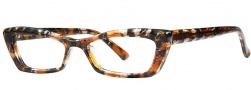 OGI Eyewear 3109 Eyeglasses Eyeglasses - 1417 Brown Grafitti