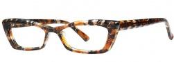 OGI Eyewear 3110 Eyeglasses Eyeglasses - 1148 Olive Phoenix / Brown