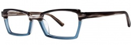 OGI Eyewear 3111 Eyeglasses Eyeglasses - 479 Blue Demi