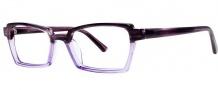 OGI Eyewear 3111 Eyeglasses Eyeglasses - 1358 Purple Demi