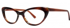 OGI Eyewear 3114 Eyeglasses  Eyeglasses - 1453 Dark Brown Streak / Dark Brown