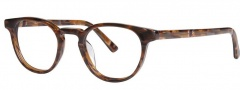 OGI Eyewear 3115 Eyeglasses Eyeglasses - 1458 Amber Tiger