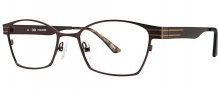 OGI Eyewear 3502 Eyeglasses Eyeglasses - 1145 Dark Brown / Light Brown