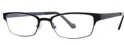 OGI Eyewear 4010 Eyeglasses Eyeglasses - 1141 Black / Gray