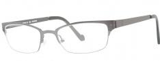 OGI Eyewear 4010 Eyeglasses Eyeglasses - 1135 Gunmetal / Black