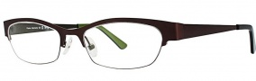 OGI Eyewear 4011 Eyeglasses Eyeglasses - 1149 Dark Brown / Evergreen